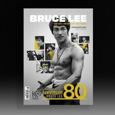 BRUCE LEE: THE LIFE, THE LEGACY, THE LEGEND - POSTER MAGAZINE ISSUE 6