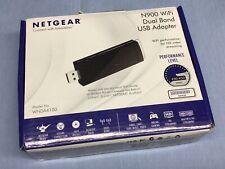 Netgear N900 Wifi Dual Band USB Adapter WNDA4100