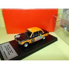 BMW 1600 TI ALPINA N°33 3h JARAMA 1970 TROFEU HEKORSA HE051D 1:43