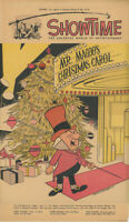 """Mister Magoo's Christmas Carol"" Limited Edition Print, signed & numbered FREE S"