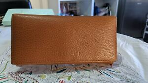 Authentic GUCCI Leather Long Wallet