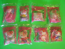 2004 McDonalds - Hello Kitty set of 8 *MIP*