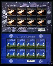 2009. Kazakhstan. Space and astronomy. Sheets/Panes. MNH
