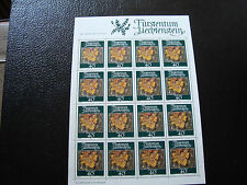 LIECHTENSTEIN - timbre/stamp Yvert et Tellier n° 717 x16 n** (Z2)