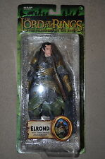 NEW LORD OF THE RINGS FELLOWSHIP TRILOGY ARMORED ELROND DESOLATION OF SMAUG MOSC