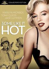 Some Like It Hot (DVD) starring Jack Lemmon, Tony Curtis (Read the Description)