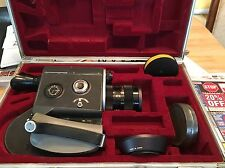 Canon 16M Scoopic Camera with Zoom Lens