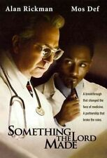 Something The Lord Made 0026359246128 With Alan Rickman DVD Region 1