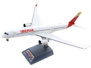 INFLIGHT 200 IF350IB002 1/200 IBERIA AIRBUS A350-900 EC-MYX WITH STAND