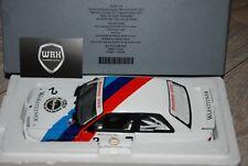 BMW M3 E30 ZAKSPEED VD POELE #2 dealer ed Minichamps 1/18 SEE INFO