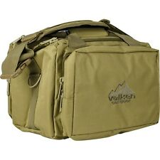 New Valken Tactical Outdoor Pistol Range Gun Carry Case Bag - Tan