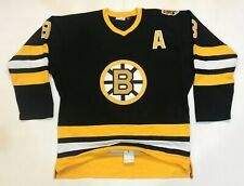 Mitchell & Ness NHL Boston Bruins NEELY #8 Hockey Jersey Sz 52 Sewn Fight Strap