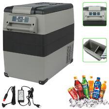 55L Portable Freezer Mini Fridge Refrigerator Cooler Car Home Travel UK 50W