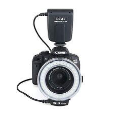 Meike FC-100  Macro Ring Flash/Light for Canon EOS 650D 600D 60D 70D 550D 1100D