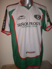 SENOR FROGS ATLETICA Promo Shirt Jersey Football Club Soccer Adult Large