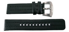 Brand New 22mm Black Levi's Watch Band Strap