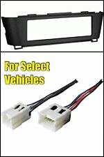 Car Stereo Radio Kit Combo for 2000 2001 2002 2003 2004 2005 2006 Nissan Sentra