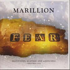DVD MARILLION Fear Festivities Elation and Rejoicing Christmas message 2016