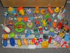 Lot Over 50 Playskool Fisher Price Little People Playmobil Kids Toys & Figures