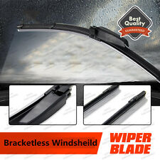 Pair Frameless Windscreen Wiper Blade Holden COMMODORE VE 2006 - 2013 Express