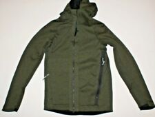 NIKE Mens Tech Fleece Full Zip Hoodie Jacket Legion Green S B32112331 NWT$180