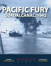 Revolution Wargames Pacific Fury: Guadalcanal, 1942 New In Ziploc Fast Shipping