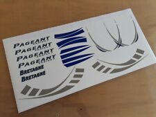 BAILEY Pageant (SERIES 7) Caravan Stickers Decals Graphics - SET OF