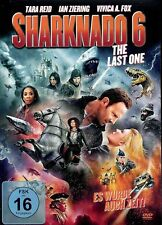Sharknado 6 - The Last One | Hai | Asylum | Dinosaurier | Cowboys [FSK16] DVD