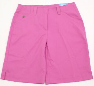 PGA Tour Womens Pink Golf Shorts, Exceptional Fit, Size 6, NEW