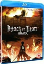 Attack on TITAN Part 1 5022366354141 Blu-ray Region B