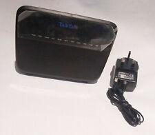 TalkTalk Huawei HG533 Router Inalámbrico Adsl 2+ paquete de banda ancha de alimentación Suppply DLNA