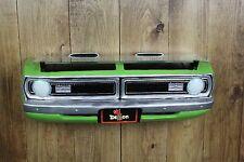 Chrysler 1970 Dodge Demon Front End Wall Shelfnon-Light Man Cave Furniture Car