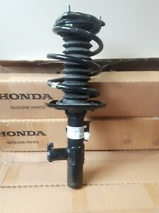 UVIAPW 1pc Front Left Driver Side Complete Shock Strut Compatible With 2012-2014 Hon.da Civic Coupe
