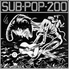 Sub Pop 200 CD (2002) ***NEW*** Value Guaranteed from eBay's biggest seller!
