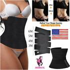 Lumbar Waist Support Snatch Me Up Bandage Wrap Sauna Belt Trimmer Body Shaper 1@