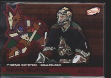 SEAN BURKE 2002/03 ATOMIC RED SP /125 #78 $8
