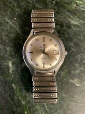 Vintage Hamilton Thin-o-Matic Men's Stainless Steel Wrist Watch -Ships Free-