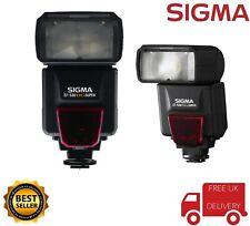 Sigma EF-530 DG Super Flashgun for Nikon I-TTL II Digital SLR 169306 (UK Stock)