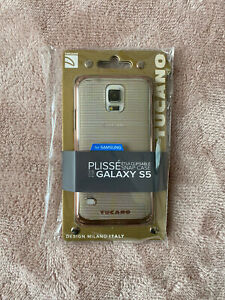 New Tucano Samsung Galaxy S5 Snap Case BNIB X2