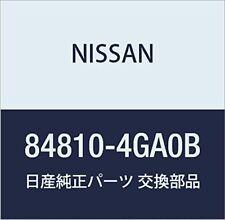 NEW JDM Nissan Skyline V37 Trunk Lid Finisher Genuine OEM Infiniti Q50