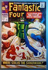 Fantastic Four 61