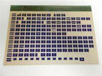 Komatsu PC20-6F Ersatzteilliste Parts Book Microfiche 1993 revise