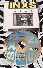 INXS (Michael Hutchence) - Need You Tonight Rare 1988 CD Single