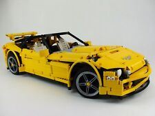 Lego Technic Chevrolet Corvette MOC