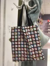 PERIODIC TABLE ELEMENTS SCIENCE QUALITY COTTON STUDENT BAG FOR LIFE SHOPPER TOTE