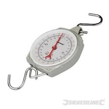 Silverline Robuste Hängewaage 100 kg