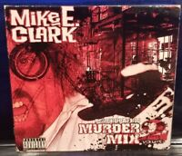 Mike E Clark - Murder Mix vol. 2 CD insane clown posse twiztid house of krazees