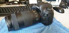 My Canon EOS 5d Mark IV 4k DSLR Camera + Canon 70x300 + Canon 50mm 1.4 Lens
