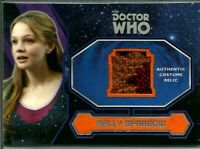 2015 Doctor Who Sally Sparrow's Coat Costume Relic Trading Card FREE S/H TOPPS