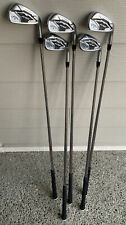 Callaway Apex 19 Forged Irons 5,6,7,8, PW (5 Irons) Elevate 95 Stiff Steel CF19